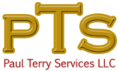 Paul Terry Services – Snow Plowing and Lawn Care in Waukesha, New Berlin, Pewaukee, Brookfield, and Southeast Wisconsin (wf) Logo
